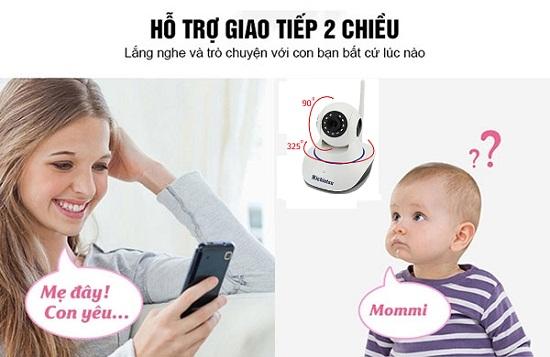 Camera quan sát dành cho người già và trẻ em
