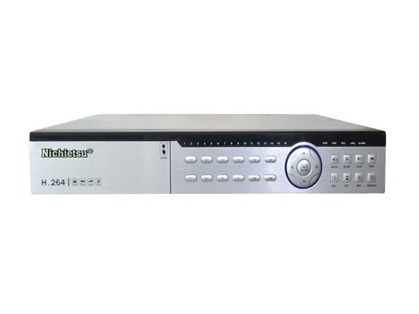 Đầu ghi hình 16 kênh HD Nichietsu NDR-16HD/AHD 2HDD